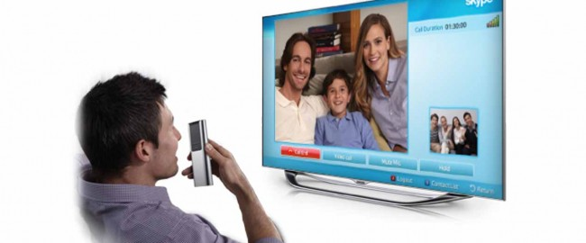 Smart tv samsung escucha