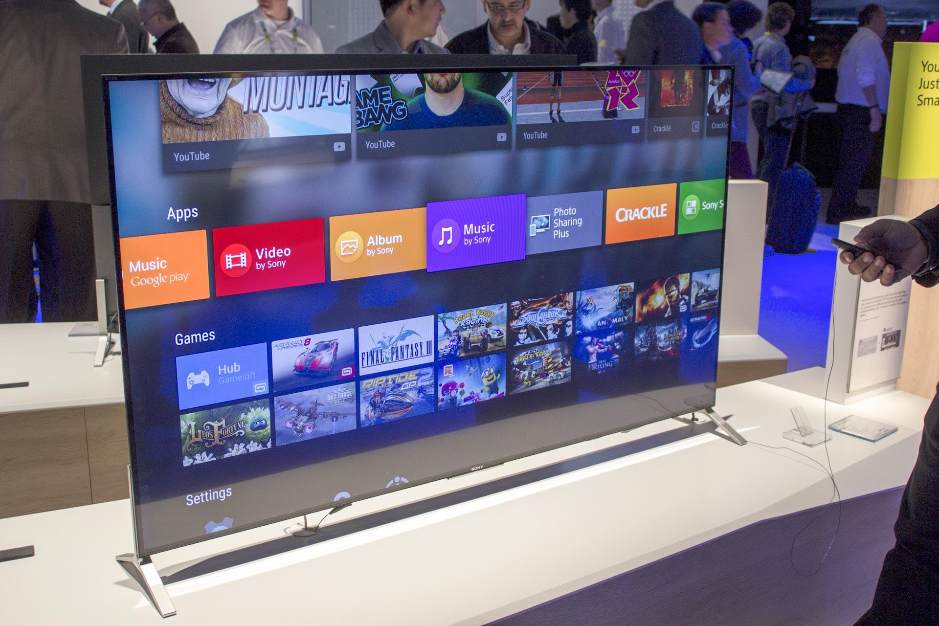 Smart TV bravia youview